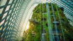 Singapur tiene la catarata en interior más alta del mundo - Noticias de parque tematico