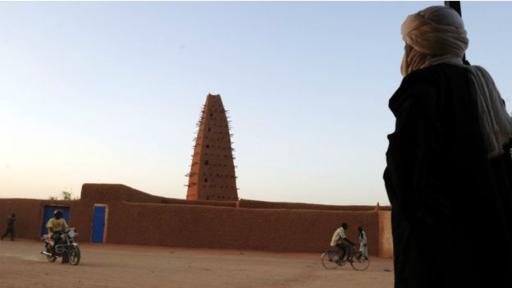 Un periodista nigerino que trabaja para la BBC consideró que el ïndice de la ONU no refleja bien los cambios ocurridos en Níger.