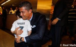 Cristiano Ronaldo y un gesto que lo pinta como una gran persona