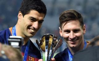 """Lionel Messi: """"Nos costó llegar aquí, esto es un logro enorme"""""""