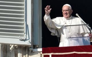 Papa Francisco elogió plan de paz de la ONU para Siria