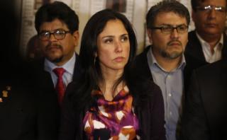 """Nadine Heredia: """"He decidido no postular al Congreso el 2016"""""""