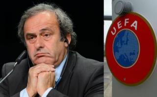 """UEFA rechazó sanción a Michel Platini: """"Decisión decepcionante"""""""