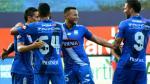 Emelec tricampeón del fútbol ecuatoriano tras empatar con Liga - Noticias de diana salazar