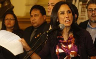 "Nadine: ""Denuncia a Díaz Dios se archivó gracias a compinches"""