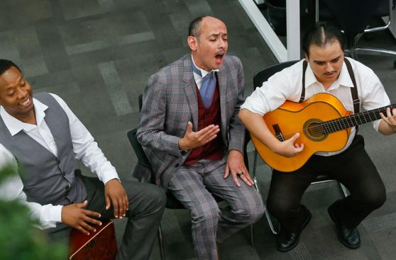 Los Juanelos En El Comercio Foto Galeria Peru