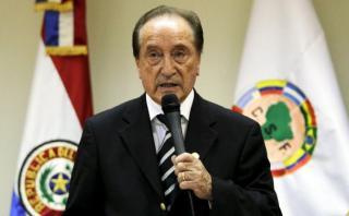 FIFA: Figueredo pasaría Navidad en una prisión de Uruguay