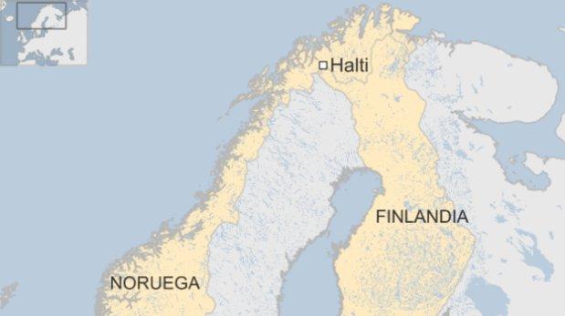 (mapa: BBC)