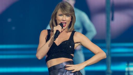 Taylor Swift tampoco permite la transmisión de sus canciones por Spotify.