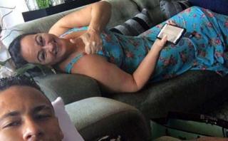 Neymar de vacaciones: así la pasa el jugador en Brasil