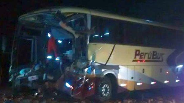 Dos fallecidos y más de 20 heridos tras accidente en Nasca