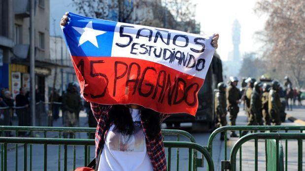 Chile aprobó esperada ley de gratuidad universitaria