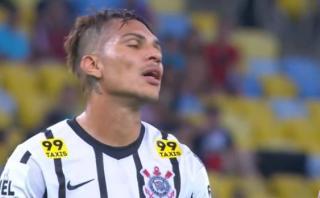 """Paolo Guerrero candidato a """"gol perdido"""" del año en Brasil"""