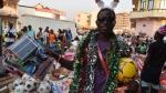 Navidad: Locura en el mundo por compras de última hora [FOTOS] - Noticias de compras navidenas