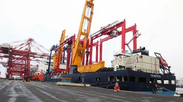 En 15,3% caen las exportaciones peruanas en setiembre  (Archivo: El Comercio)