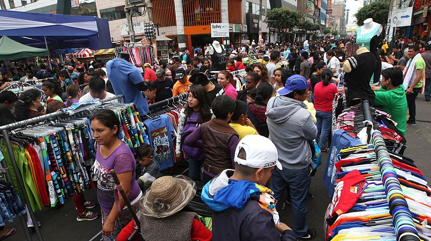 Nacional compras de ltimo minuto por navidad abarrotaron for Noticias de ultimo momento espectaculos