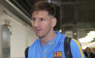 Messi envía camiseta firmada para actividad humanitaria bosnia