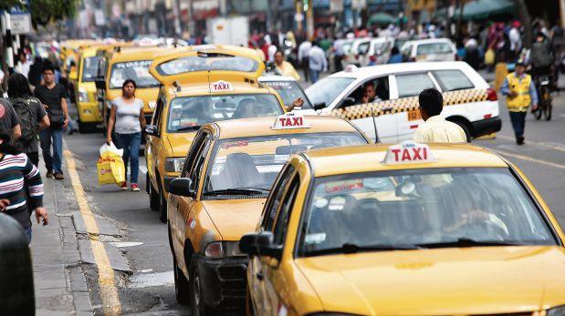Taxis en Lima: buscan implementar taxímetros y aplicativo móvil