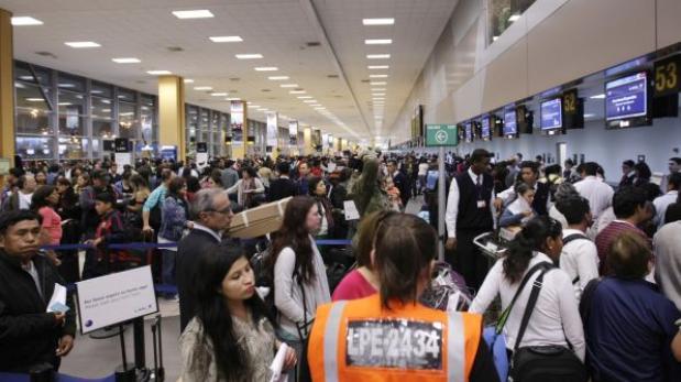 Lima va perdiendo carrera contra aeropuertos de Bogotá y Panamá
