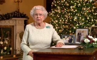 """Isabel II pidió por Navidad """"luz para triunfar"""" y esperanzas"""