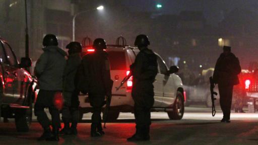 A lo largo del año Kabul fue sacudida por varios ataques suicidas.
