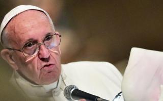 """Papa denuncia """"silencio vergonzoso"""" en persecución a cristianos"""