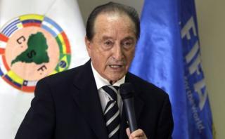 Conmebol: ex presidente confesó pago a dirigentes sudamericanos