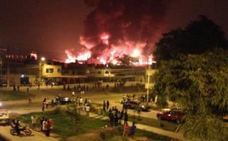 Navidad: bomberos atendieron más de 500 emergencias en 48 horas