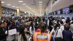 ¿Soportarán los aeropuertos el mayor tráfico de pasajeros? - Noticias de felix antelo