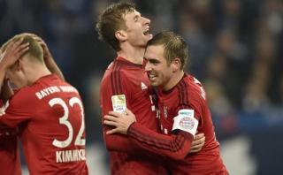 Bayern Múnich comparte sus momentos más divertidos por Navidad