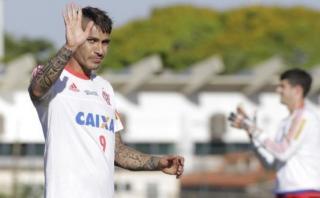 Paolo Guerrero: en Brasil esperan esto del peruano
