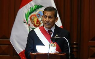 """Humala: """"Creación de La Yarada-Los Palos es irreversible"""""""