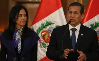Ollanta Humala pide que agendas sean devueltas a Nadine Heredia