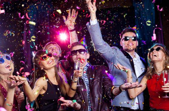 Ofrece una fiesta de Año Nuevo segura y sin complicaciones