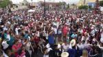 """Trujillo: 5.000 personas bailaron """"Marinera en la plaza"""" - Noticias de plaza de armas de trujillo"""