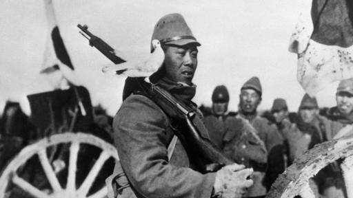 A Ok-seon la obligaban a satisfacer a soldados japoneses destacados en China.