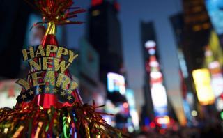 Conoce cómo se vive el Año Nuevo en Nueva York
