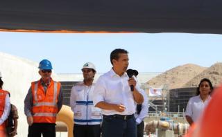 Arequipa: minera Cerro Verde construyó planta de tratamiento