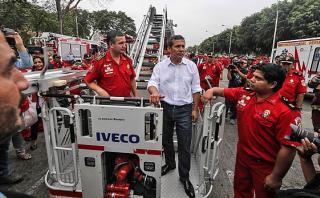 """Oposición criticó a Humala por """"interferir"""" en el caso agendas"""
