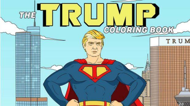 Resultado de imagen de fotos y dibujos graciosos sobre Trump