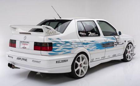 El Volkswagen de 1995 Jetta cuenta con un motor de 2,0 litros. (Fotos: Difusión)