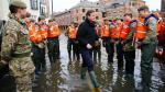 David Cameron visita zonas inundadas de Inglaterra - Noticias de tormenta lidia