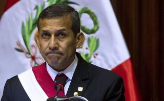 Ollanta Humala: cinco crisis políticas que enfrentó en el 2015