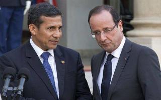 Perú ratifica acuerdos de cooperación en defensa con Francia