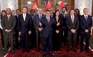 Ollanta Humala: las claves del balance que hizo de su gestión