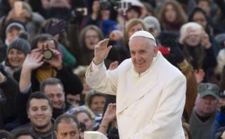 Más de 3 millones fueron a ver al papa Francisco en el 2015