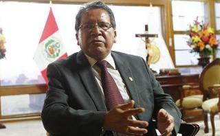 Sánchez: No ha habido ninguna presión en el caso de las agendas