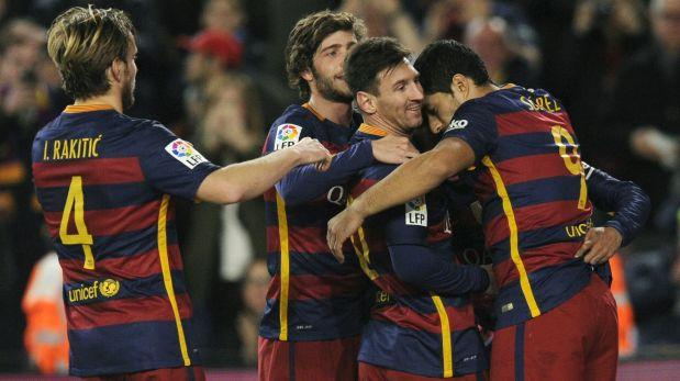 Barcelona superó el récord de goles que tenía el Real Madrid