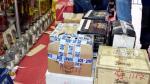 Mesa Redonda: decomisaron licores de contrabando por S/.85 mil - Noticias de johnnie walker swing