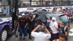 Magdalena: así quedó Av. Brasil tras triple choque [FOTOS] - Noticias de accidentes de tránsito